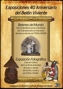 cartel exposiciones
